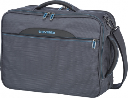 Travelite CROSSLITE/Anthracite  Сумка-рюкзак (23л,0,9кг) (42x32x17см)