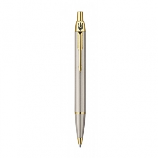 Parker IM  Brushed Metal GT  BP Трезубец