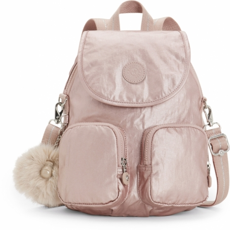 Kipling FIREFLY UP/Metallic Blush  Рюкзак (7,5л) (22x31x14см)