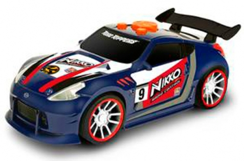 Машина Nissan 370Z (свет, звук) 26 см., Road Rippers, Toy State